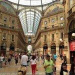 Паездка на ровары да Мілана