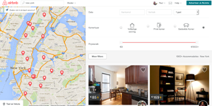 Airbnb kortingscode