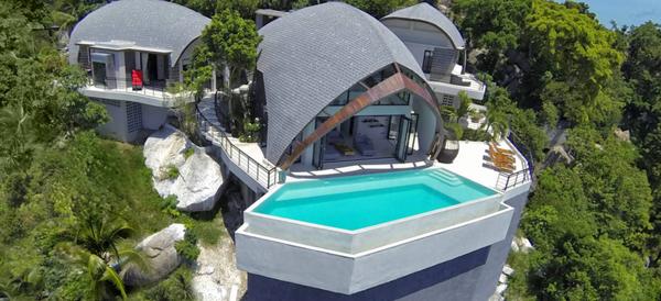 Airbnb in Thailand Villa