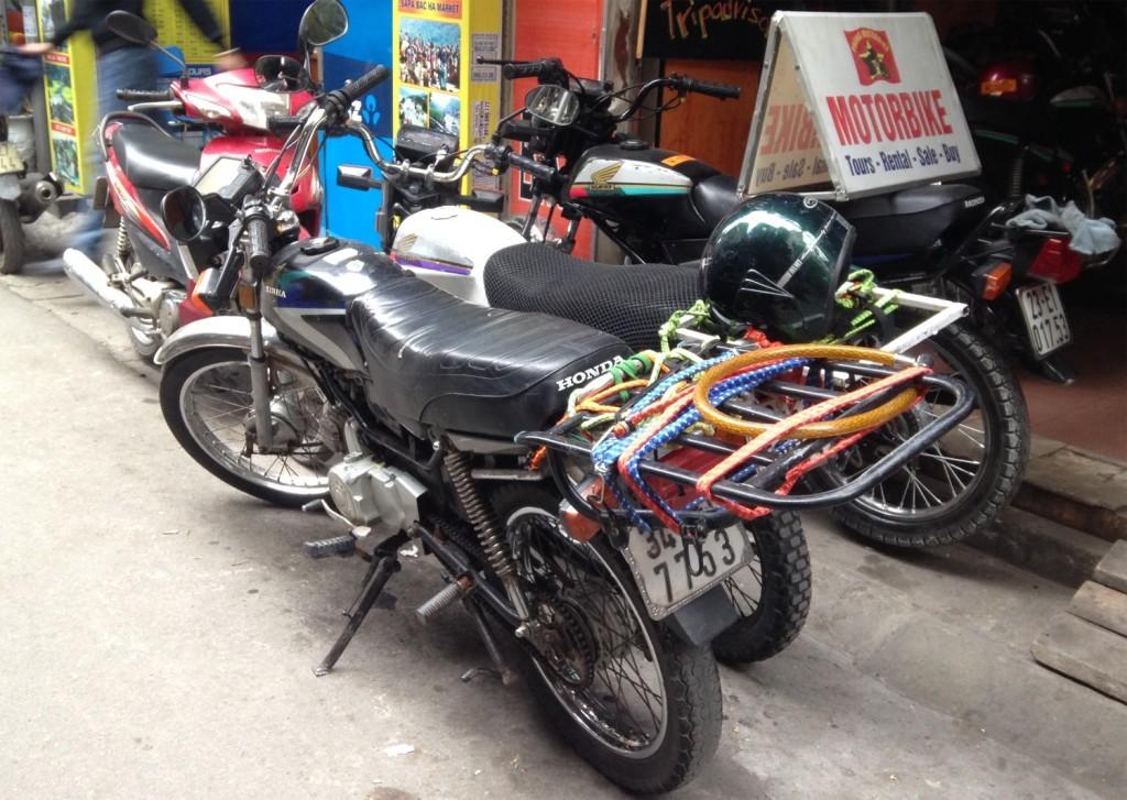 Sell your motorbike Hanoi Motorbike