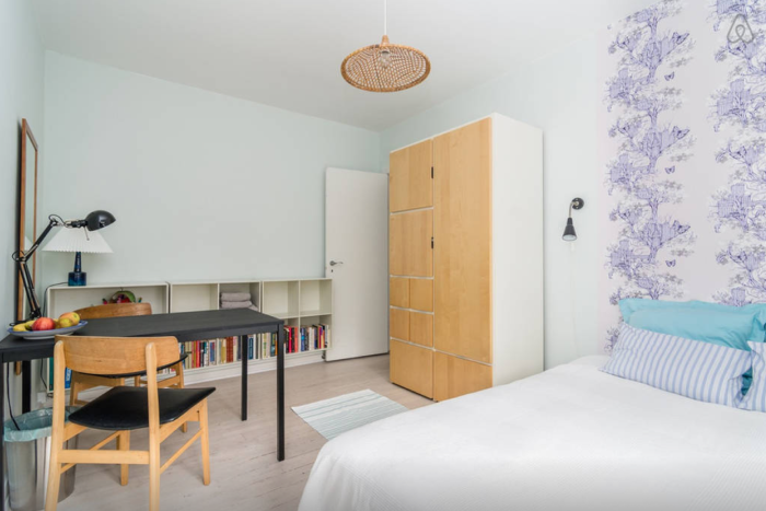 Airbnb ў Даніі