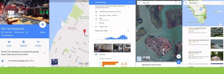 Use Google Maps offline