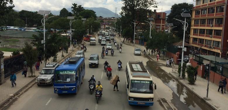 Travel Transport in Nepal