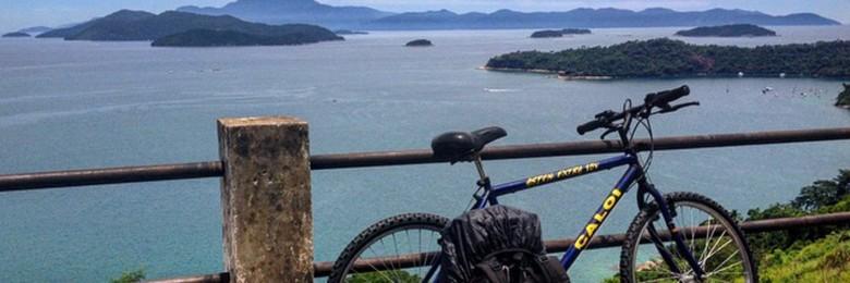 Cycling South America