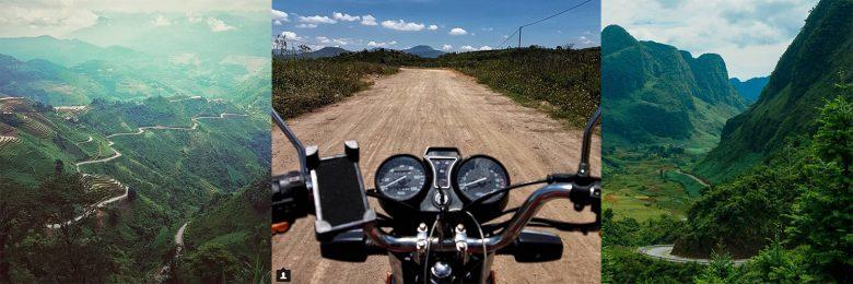 मोटारसायकल ट्रिप व्हिएतनाम