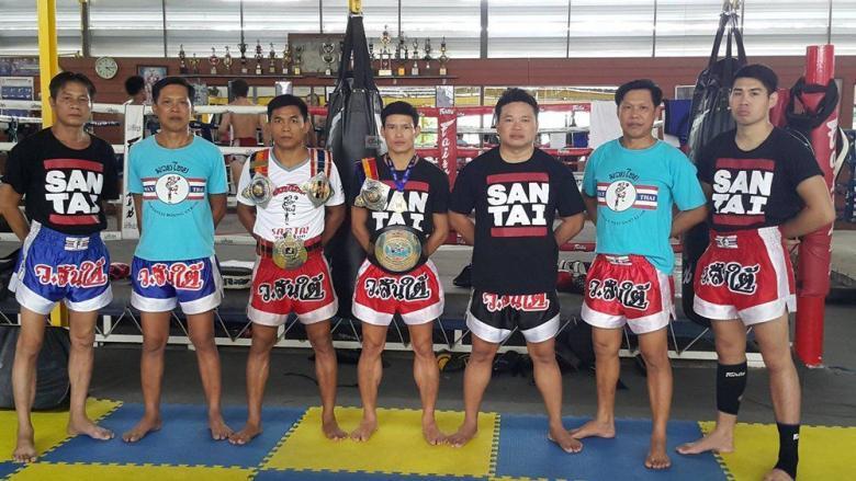 Muay Thai Legends Chiang Mai