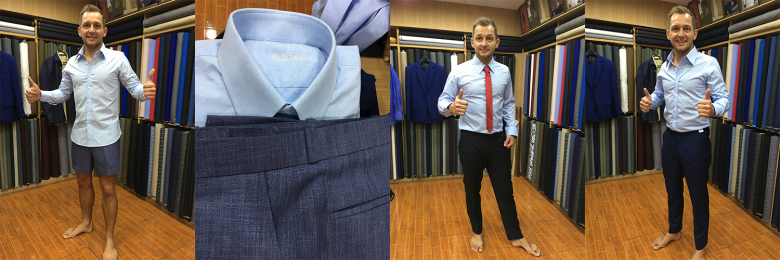 Best Tailor Chiang Mai Thailand