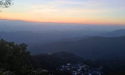 Best place Sunset Chiang-Mai